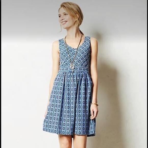 59cfb767de6c Anthropologie Dresses   Maeve Dress Sz 12 Nwt   Poshmark